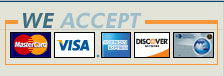"Say ""NO"" 2 SPAM accepts these credit cards as payment on our website."
